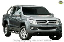 2015 Volkswagen Amarok 2H MY15 TDI420 4Motion Perm Highline Natural Grey 8 Speed Automatic Utility Liverpool Liverpool Area Preview
