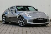 2016 Nissan 370Z Z34 MY15 Grey 7 Speed Sports Automatic Coupe Dandenong Greater Dandenong Preview