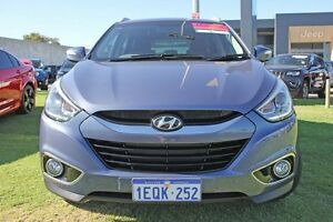 2014 Hyundai ix35 LM3 MY14 Trophy Blue 6 Speed Manual Wagon Pearsall Wanneroo Area Preview