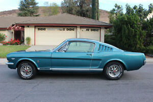 WANTED: 1965-1966 MUSTANG FASTBACK