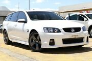 2013 Holden Commodore VE II MY12.5 SV6 Sportwagon Z Series White 6 Speed Sports Automatic Wagon Lansvale Liverpool Area Preview