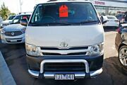 2011 Toyota Hiace KDH201R MY11 LWB French Vanilla 5 Speed Manual Van Mill Park Whittlesea Area Preview