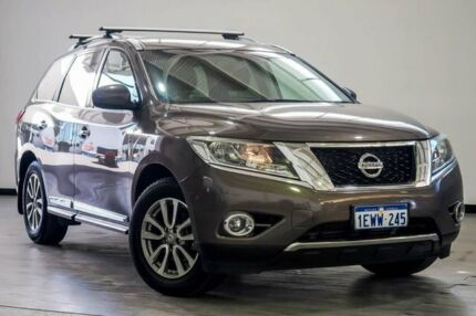 2015 Nissan Pathfinder R52 MY15 ST-L X-tronic 2WD Grey 1 Speed Constant Variable Wagon Myaree Melville Area Preview