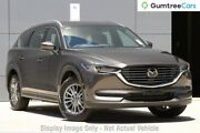 2018 Mazda CX-8 KG MY18 Sport (awd) (5YR) Titanium Flash 6 Speed Automatic Wagon Gymea Sutherland Area Preview