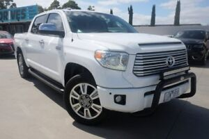 2015 Toyota Tundra White Automatic Utility Dandenong Greater Dandenong Preview