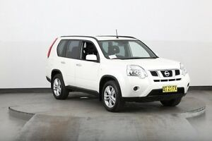 2011 Nissan X-Trail T31 MY11 ST (FWD) White Continuous Variable Wagon Smithfield Parramatta Area Preview