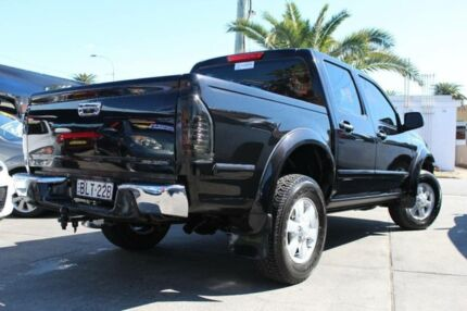 2006 Holden Rodeo RA MY06 Upgrade LT Black 5 Speed Manual Crewcab Hamilton Newcastle Area Preview