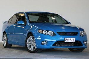 2010 Ford Falcon FG XR6 Blue 6 Speed Auto Seq Sportshift Sedan Coopers Plains Brisbane South West Preview