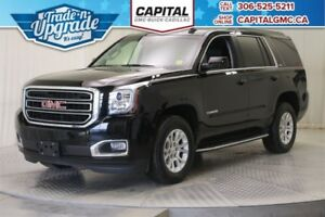 2017 GMC Yukon SLT 4WD *Leather-Sunroof-Navigation*