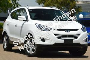 2015 Hyundai ix35 LM3 MY15 Active Pure White 6 Speed Sports Automatic Wagon Port Macquarie Port Macquarie City Preview