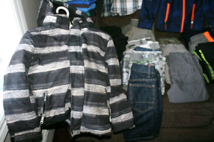 size 7 boys (lot)