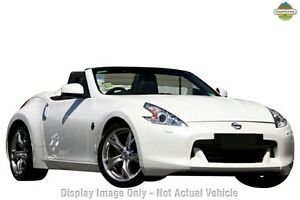 2012 Nissan 370Z Z34 MY11 White 7 Speed Sports Automatic Roadster Cannington Canning Area Preview