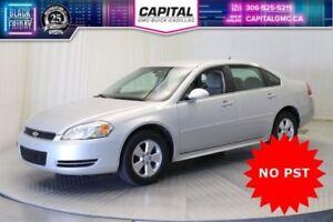 2010 Chevrolet Impala LT * Local Trade-No PST*
