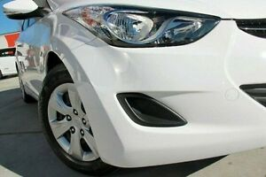 2013 Hyundai Elantra MD2 Active White 6 Speed Sports Automatic Sedan Pennant Hills Hornsby Area Preview