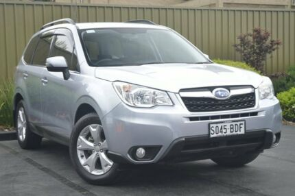 2014 Subaru Forester S4 MY14 2.0i-L AWD Ice Silver 6 Speed Manual Wagon
