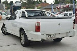 2004 Holden Ute VY II S White 4 Speed Automatic Utility Thornleigh Hornsby Area Preview