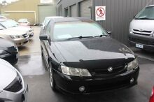 2003 Holden Commodore VY Storm 5 Speed Manual Utility Mitchell Gungahlin Area Preview