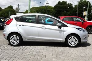 2010 Ford Fiesta WS Econetic Silver 5 Speed Manual Hatchback Osborne Park Stirling Area Preview