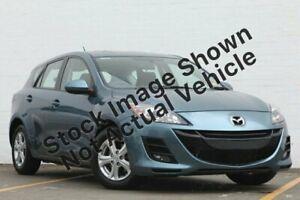 2011 Mazda 3 BL10F1 MY10 Maxx Activematic Silver 5 Speed Sports Automatic Hatchback Launceston Launceston Area Preview