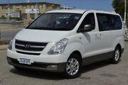 2010 Hyundai iMAX TQ-W White 4 Speed Automatic Wagon Wangara Wanneroo Area Preview