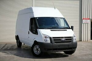 2011 Ford Transit VM High Roof LWB White 6 Speed Manual Van Seaford Frankston Area Preview