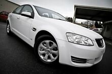 2012 Holden Commodore VE II MY12 Omega White 6 Speed Sports Automatic Sedan Nailsworth Prospect Area Preview