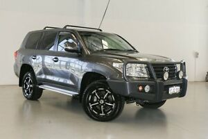 2013 Toyota Landcruiser VDJ200R MY12 Altitude (4x4) Graphite 6 Speed Automatic Wagon Hillman Rockingham Area Preview