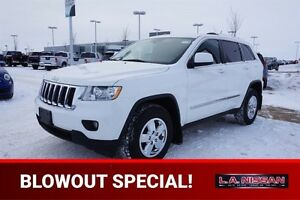 2013 Jeep Grand Cherokee 4X4 LAREDO Accident Free,  A/C,
