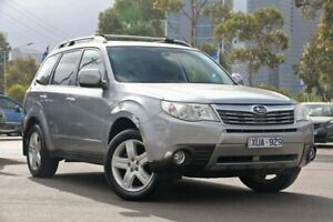 2010 Subaru Forester S3 MY10 XS AWD Premium Grey 4 Speed Sports Automatic Wagon Docklands Melbourne City Preview