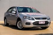 2014 Ford Falcon FG MkII XT Silver 6 Speed Sports Automatic Sedan Yeerongpilly Brisbane South West Preview