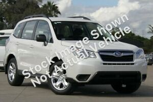 2013 Subaru Forester S4 MY13 2.0i AWD White 6 Speed Manual Wagon Monkland Gympie Area Preview
