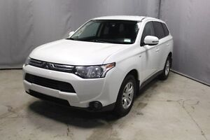 2014 Mitsubishi Outlander AWC SE Heated Seats,  3rd Row,  Blueto