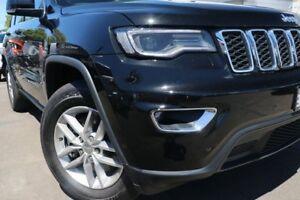 2016 Jeep Grand Cherokee WK MY15 Laredo (4x2) Black 8 Speed Automatic Wagon