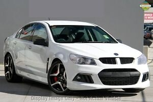 2014 Holden Special Vehicles Clubsport GEN-F MY14 R8 White 6 Speed Sports Automatic Sedan Liverpool Liverpool Area Preview