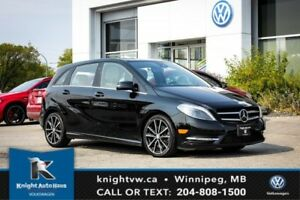 2014 Mercedes-Benz B-Class B250 Sports Tourer w/ Sunroof/Light P