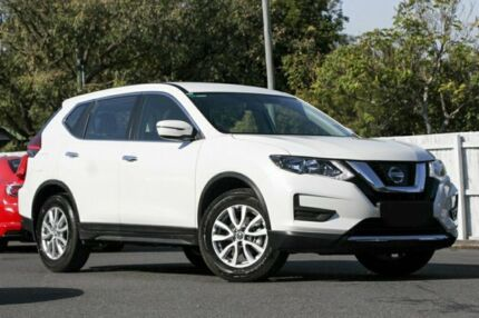 2017 Nissan X-Trail T32 Series II ST X-tronic 2WD White 7 Speed Constant Variable Wagon Indooroopilly Brisbane South West Preview