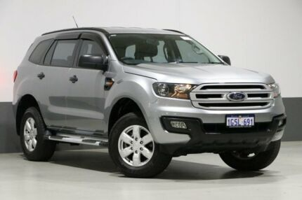 2016 Ford Everest UA Trend Aluminium 6 Speed Automatic Wagon Bentley Canning Area Preview