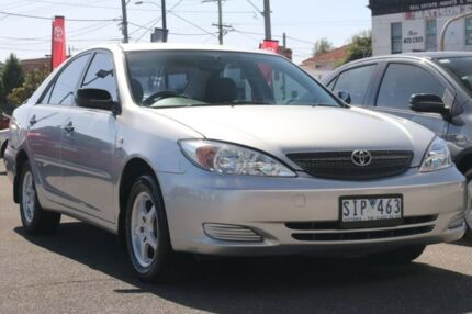 2003 Toyota Camry ACV36R Altise Magnetic Silver 4 Speed Automatic Sedan
