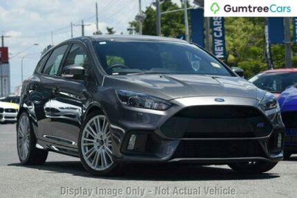 2017 Ford Focus LZ RS Magnetic 6 Speed Manual Hatchback