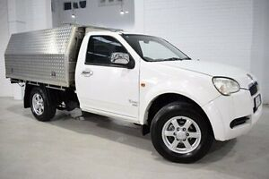 2010 Great Wall V240 K2 White 5 Speed Manual Cab Chassis West Launceston Launceston Area Preview