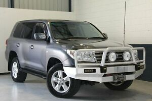2010 Toyota Landcruiser Grey Sports Automatic Wagon Blair Athol Port Adelaide Area Preview