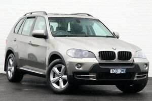 2009 BMW X5 E70 MY09 xDrive30d Steptronic Platinum Bronze 6 Speed Sports Automatic Wagon Glen Iris Boroondara Area Preview