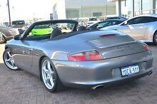 2001 Porsche 911 Carrera 996 Cabriolet Grey 6 Speed Manual Convertible Osborne Park Stirling Area Preview