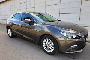 2014 Mazda 3 BM5478 Maxx SKYACTIV-Drive Grey 6 Speed Sports Automatic Hatchback Haymarket Inner Sydney Preview