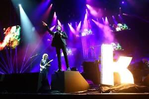 The Killers in Laval (Saturday January 6)