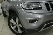 2015 Jeep Grand Cherokee WK MY15 Limited (4x4) Silver 8 Speed Automatic Wagon Chatswood West Willoughby Area Preview