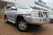 2015 Toyota Landcruiser VDJ200R MY13 GXL Silver 6 Speed Sports Automatic Wagon Parramatta Park Cairns City Preview