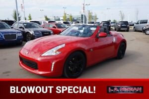 2017 Nissan 370Z ROADSTER TOURING Accident Free,  Navigation (GP