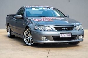 2005 Ford Falcon BA Mk II XR8 Magnet Ute Super Cab Silver 6 Speed Manual Utility Yeerongpilly Brisbane South West Preview