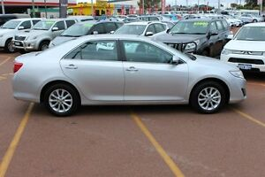 2012 Toyota Camry ASV50R Altise Silver 6 Speed Sports Automatic Sedan Westminster Stirling Area Preview